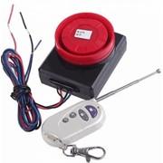 Сетевая сигнализация - датчик удара и вибрации + пульт д/у фото
