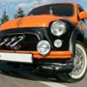 Автомобиль ЗАЗ-965. фото