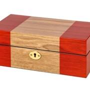 Шкатулка для украшений и часов Ismat Decor KPW-6042 коричневый фото