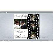 Создаю свадебные электронные фото книги. фото