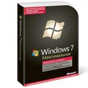 Операционная система Microsoft Windows 7 фото