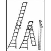 Лестница-стремянка сварнаяЛСМ-М 1,2/2,5 фото