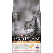 Сухой корм для кошек Pro Plan Derma Plus Salmon & Rice 400 г фото