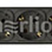 Сетевой фильтр PC PET 1.8м UPS plug 5 розеток чёрный AP01006-E-B фото