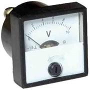 Вольтметр М42303 постоянного тока (40х40 мм) фото