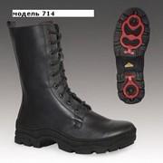 """Ботинки с высокими берцами c системой противоскольжения 714 """"TUNDRA"""" фото"""
