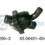 Крышка термостата Doosan DH280-3 p/n 65.06401-6040 фото