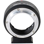 Metabones Contax Yashica Mount Lens to Sony NEX Camera Lens Mount Adapter (Black) (MB_CY-E-BM1) 909 фото