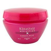 Kerastase Маска для поврежденных окрашенных волос Хрома Риш Kerastase - Reflection Chroma Riche E0621801 200 мл фото