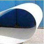 Гипсокартон арочный Norgips (Польша) 6,5 мм 1200*2600 см (3,12 кв. м. ) фото