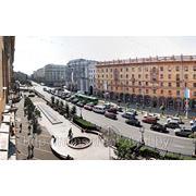 Современная квартира в историческом центре Минска в аренду посуточно. Ул. Ленина 5 — 1 комнатная квартира на сутки и более. фото