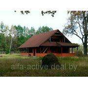 Дом в 35 км от Бреста, 103 / 84 кв.м., лесной массив фото