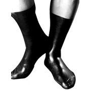 Носки латексные фото