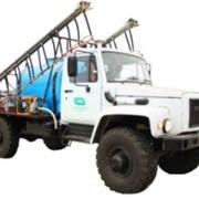 Опрыскиватели самоходные на базе 4WD автомобилей УАЗ, ГАЗ и другие фото