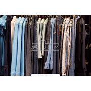 одежда и обувь. Продукция швейная фото