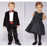 Одежда для девочек и мальчиков фото
