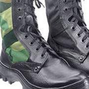 Обувь военная фото
