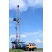 Освоение нефтяных и газовых скважин фото