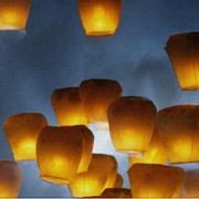Летающие небесные фонарики: небесные фонарики, Одесса фото