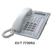 Аналоговый системный телефон KX-T 7730RU фото