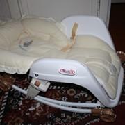 Стульчик - кроватка для кормления Haenim Toy Royal Bad фото