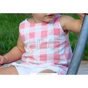 Белье детское трикотажное фото