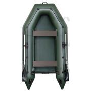 Надувная моторная лодка КМ-330 фото