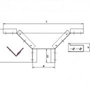 Отвод боковой НЛ - ОБ для отвода части кабеля на боковую сторону фото