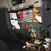 Монтаж GPS оборудования фото