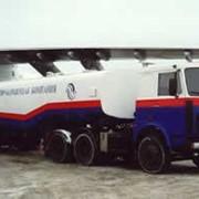 Аэродромный топливозаправщик ТЗА 96215 фото