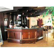 Мебель для ресторанов баров и кафе фото