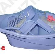 Ванночки для детей цветные пластмассовые фото