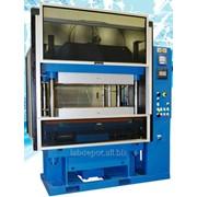 Пресс высокотемпературный по индивидуальному заказу G100H-3624-BCLPX фото