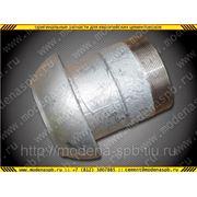 Носико-рычажное соединение (VK) 100 мм с резьбой R4 фото