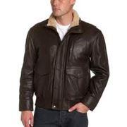 Куртки кожаные плащи кожаные фото