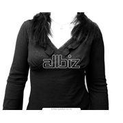Блузки трикотажные фото