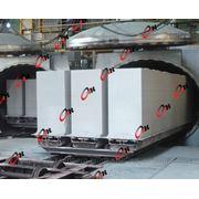 Оборудование для производства автоклавного газобетона фото