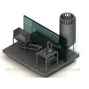 Оборудование для производства сухих строительных смесей. фото