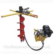 Мотобур бензиновый Iron Mole COMPACT фото