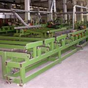 Обслуживание оборудования для производства бруса и щита фото