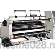 Горизонтальная автоматическая машина продольной резки QFJ-1100 фото