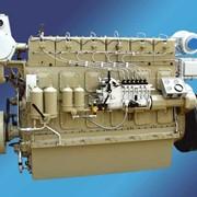Судовой дизель-редукторный агрегат на базе 6160 фото