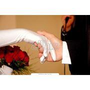 Перчатки свадебные фото