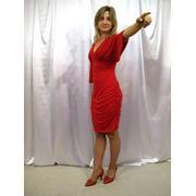 Трикотажные платья и сарафаны фото