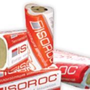 Плита тепло-звукоизоляционнаяИзовент ISOROC Изовент фото