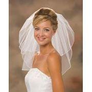 Фата свадебная фото