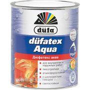Dufa Dufa Dufatex Aqua пропитка (2.5 л) махагон фото