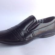 Туфли мужские Kunchi B 1705-2 black фото
