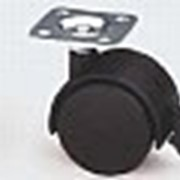Колеса для мебели мод.1505 д-50*10мм фото