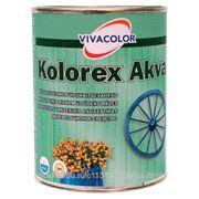 Tikkurila AS Vivacolor Kolorex Akva деревозащитное средство (2.7 л) фото